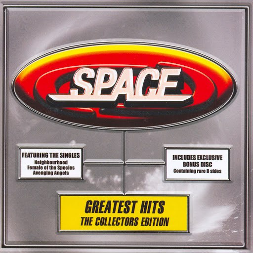 Space альбом Greatest Hits Collectors Edition