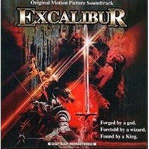 Trevor Jones альбом Excalibur