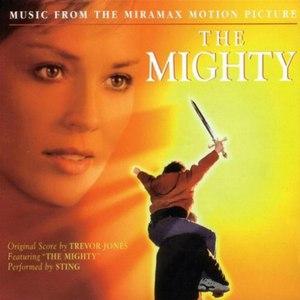 Trevor Jones альбом The Mighty
