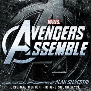 Alan Silvestri альбом Avengers Assemble