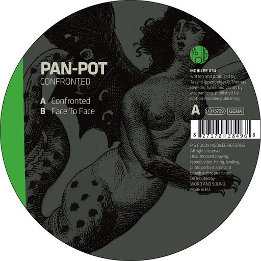 Pan-Pot альбом Confronted Remixes