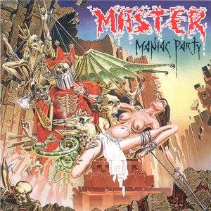 Мастер альбом Maniac Party