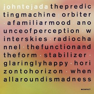 John Tejada альбом The Predicting Machine