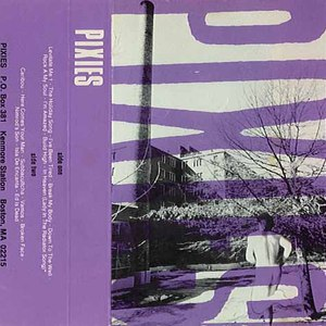 Pixies альбом The Purple Tape