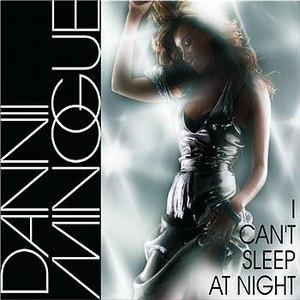 Dannii Minogue альбом I Can't Sleep At Night