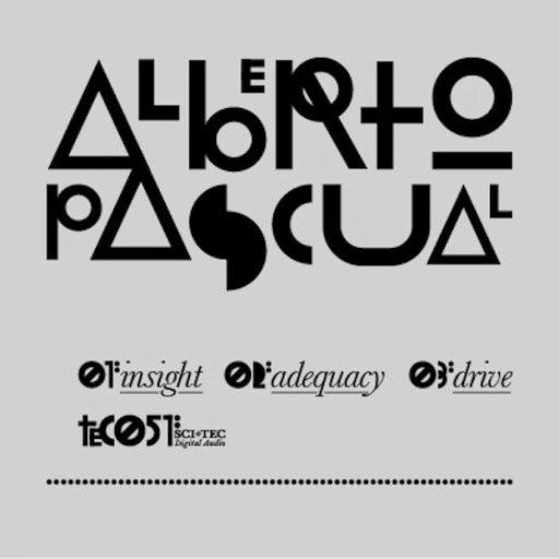Alberto Pascual альбом Insight