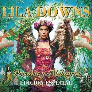 Lila Downs альбом Pecados Y Milagros