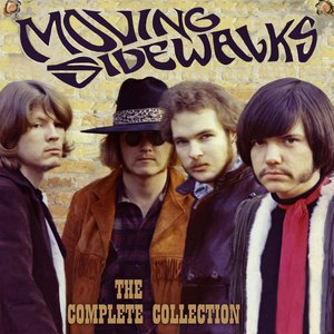 The Moving Sidewalks альбом The Complete Collection