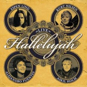 Espen Lind альбом Hallelujah - Live