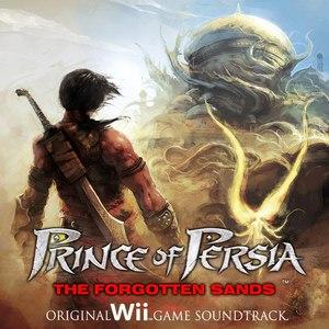 Tom Salta альбом Prince of Persia: The Forgotten Sands (Wii) [Original Game Soundtrack]