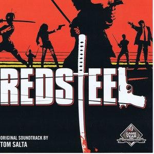 Tom Salta альбом Redsteel: Original Soundtrack