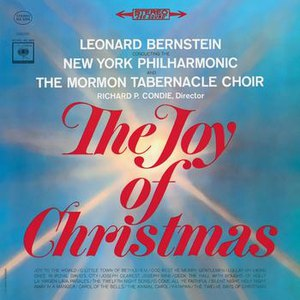 Leonard Bernstein альбом The Joy of Christmas