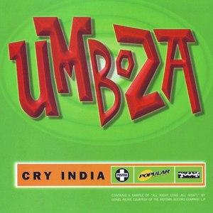 Umboza альбом Cry India