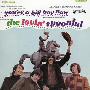 The Lovin' Spoonful альбом You're A Big Boy Now