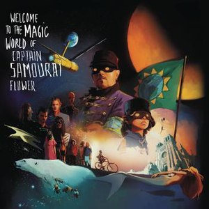 Pascal Obispo альбом Welcome to the Magic World of Captain Samouraï Flower