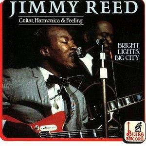 Jimmy Reed альбом Bright Lights, Big City
