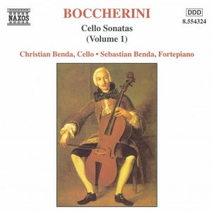 Luigi Boccherini альбом Boccherini: Cello Sonatas
