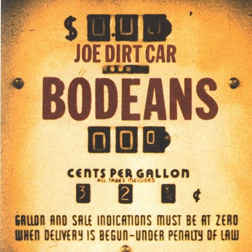 BoDeans альбом Joe Dirt Car