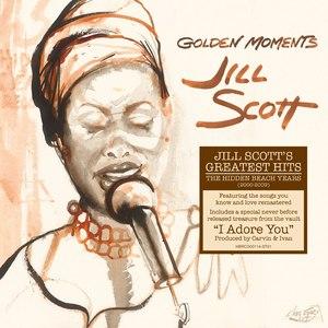 Jill Scott альбом Golden Moments