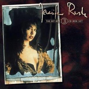 Jennifer Rush альбом Jennifer Rush - The Hit Box