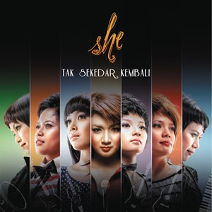 She альбом Tak Sekedar Kembali