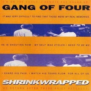 Gang Of Four альбом Shrinkwrapped