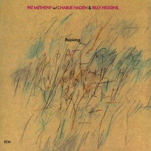 Pat Metheny альбом Rejoicing