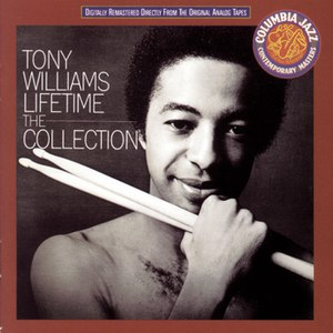 Tony Williams альбом Lifetime: The Collection