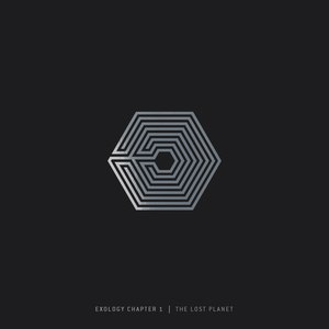 EXO альбом EXOLOGY CHAPTER 1: THE LOST PLANET