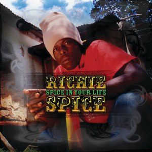 Richie Spice альбом Spice In Your Life