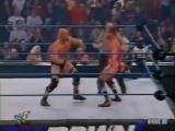 Топовый рэслинг (2001, Smackdown; The Rock And Stone Cold VS Chris Jericho And Kurt Angle