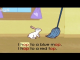 Word Families 9_ Hop, Hop, Hop _ Level 1 _ By Little Fox