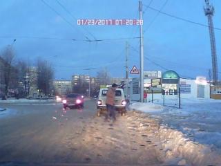 Вежливый инспектор ДПС Ставрополь