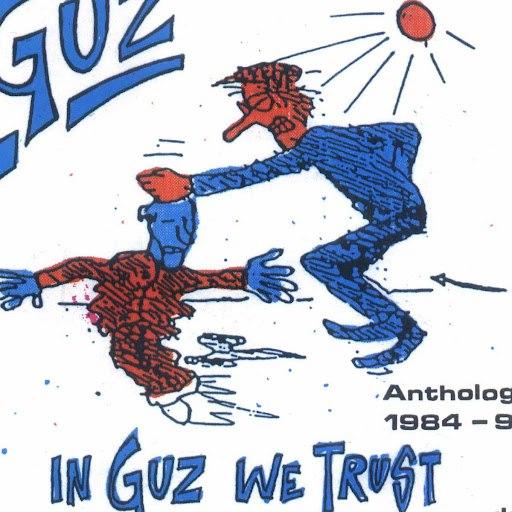 Альбом Guz In GUZ We Trust