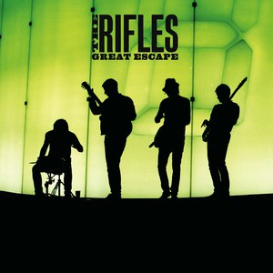 The Rifles альбом Great Escape (EP)