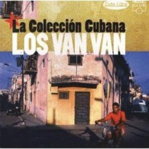 Альбом Los Van Van La Colección Cubana