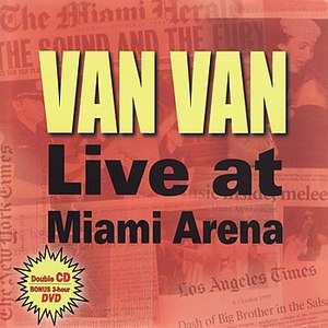 Los Van Van альбом Live At Miami Arena