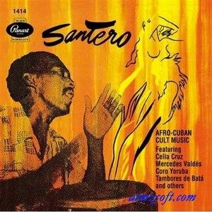 Celia Cruz альбом Santero