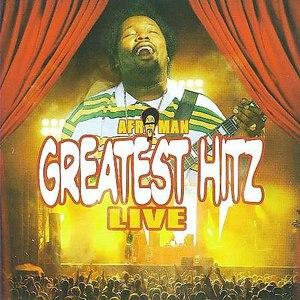 Afroman альбом Greatest Hitz Live