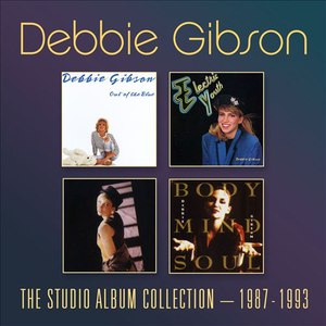 Debbie Gibson альбом The Studio Album Collection 1987-1993