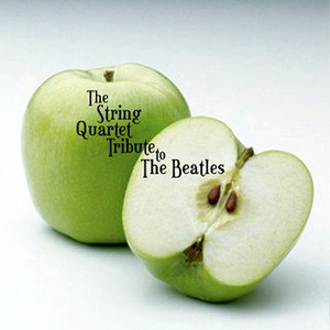 Vitamin String Quartet альбом The String Quartet Tribute to The Beatles