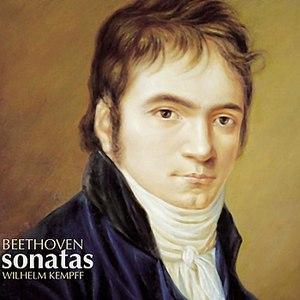 Wilhelm Kempff альбом Beethoven: Sonatas