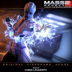 Christopher Lennertz альбом Mass Effect 2: Lair of the Shadow Broker (Original Videogame Score)