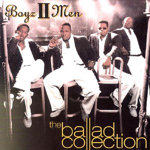 Boyz II Men альбом The Ballad Collection