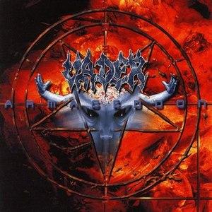 Vader альбом Armageddon