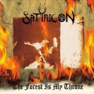 Satyricon альбом The Forest Is My Throne / Yggdrasill