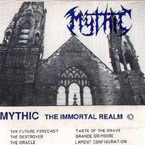 Mythic альбом The Immortal Realm