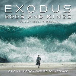 Альбом Alberto Iglesias Exodus: Gods and Kings (Original Motion Picture Soundtrack)
