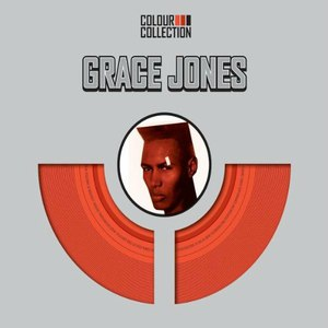 Альбом Grace Jones Colour Collection
