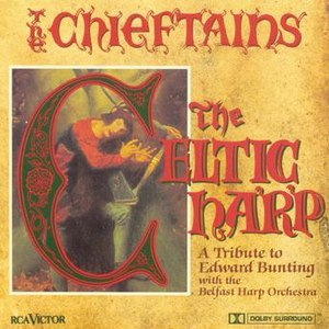 The Chieftains альбом Music Of The Celtic Harp